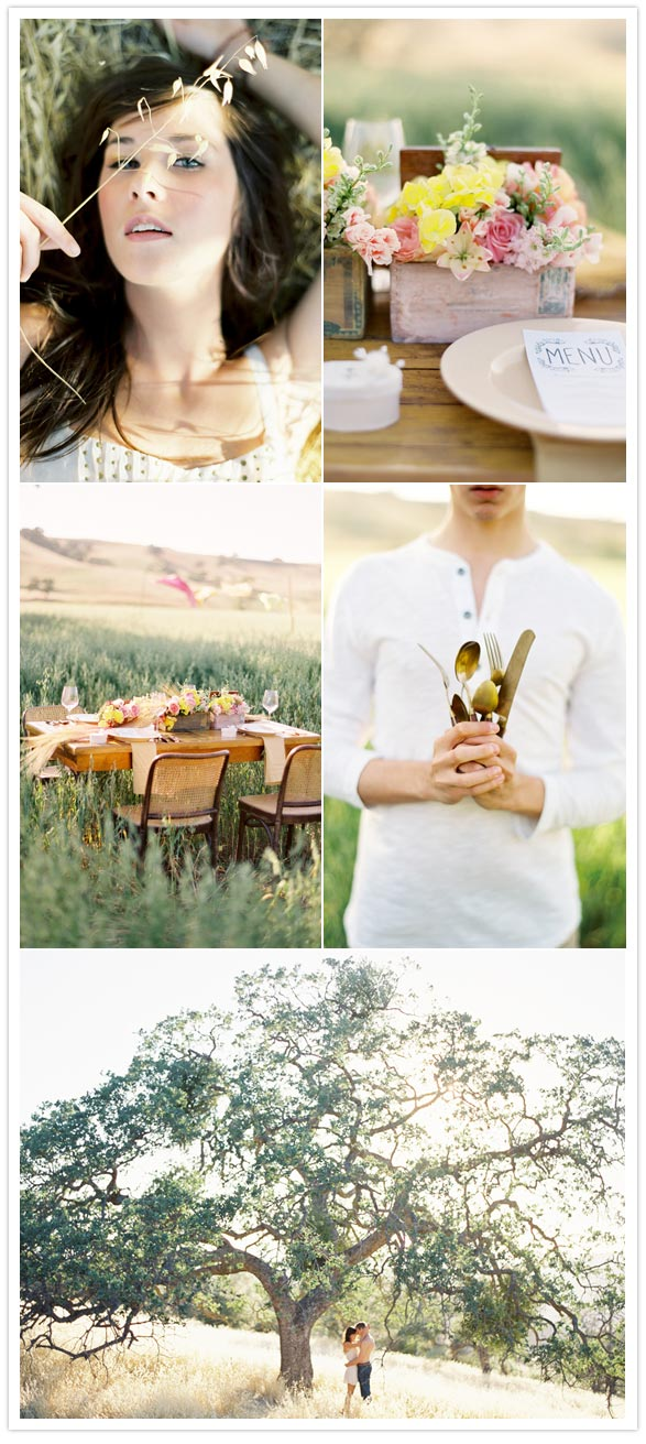 soft romantic colorful inspiration