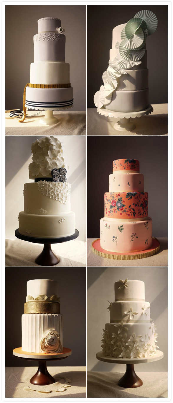 pictures of modern wedding cakes modern wedding cakes aol image search results 18410