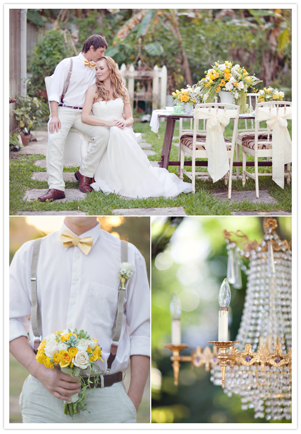 Secret Garden styled inspiration shoot