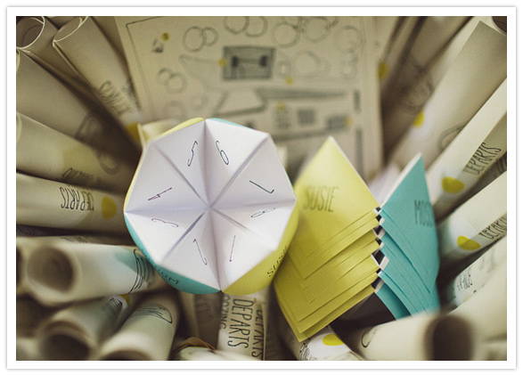 folded paper games