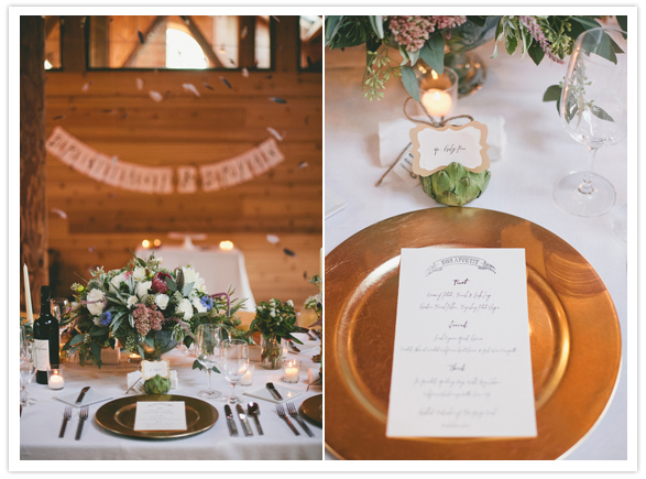 Super Bohemian Big Sur wedding: Britt + Bryan - 100 Layer Cake KU87