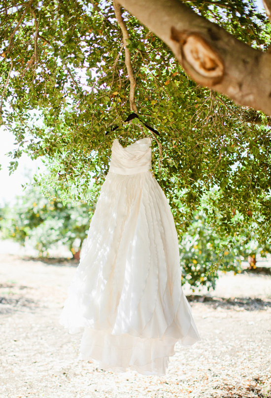 Monique Lhullier Wedding Dress