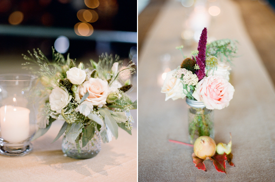 Simple And Delicate Rose Flower Arrangements