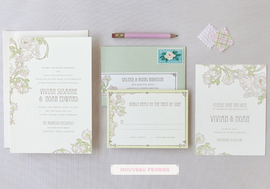 Hello Lucky Wedding Invites