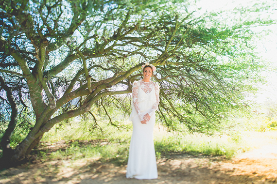 Elizabeth Fillmore wedding dress | Photos by Cana Family | 100 Layer Cake