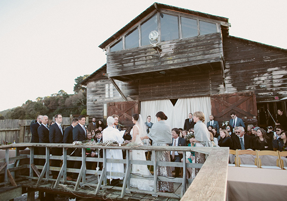 Rustic Point Reyes Wedding Photo By Kate Harrison 100 Layer Cake