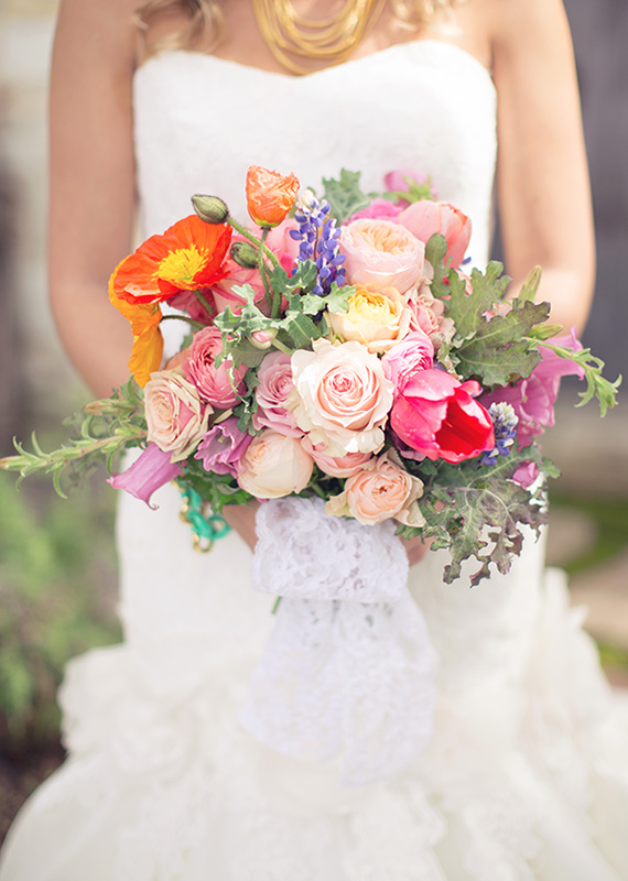 Bridal Bouquet Ideas for Spring