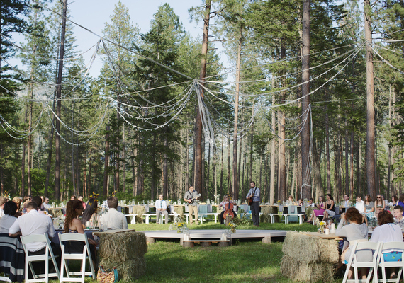 Rustic Outdoor Montana Wedding Photo By Ben Blood 100 Layer Cake