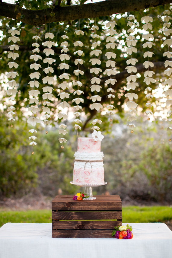 Summer Garden Bridal Shower Ideas Photos By Love Janet 100 Layer Cake