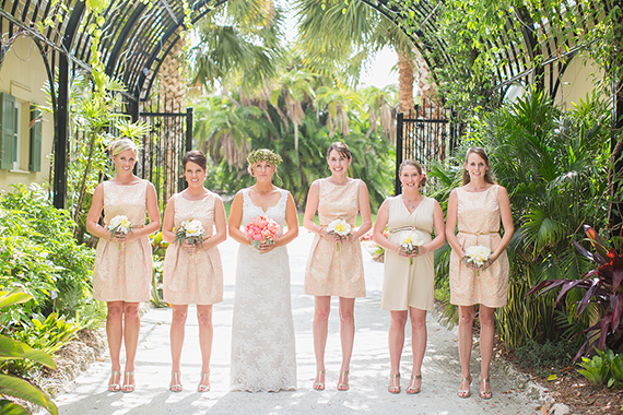 Florida Botanical Garden Wedding Photo By Vitalic 100 Layer Cake