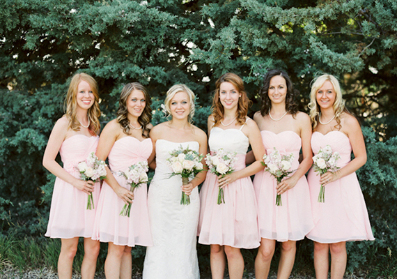 Bridesmaid Dresses For Country Wedding Ideas