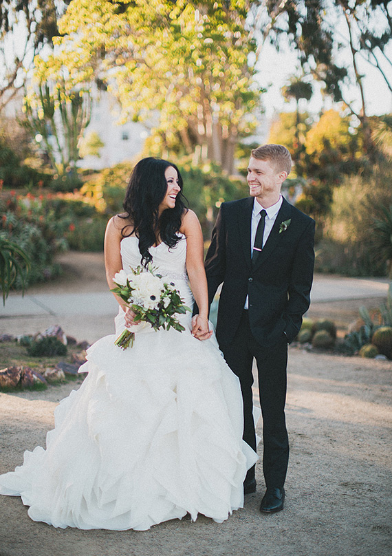 Southern California New Years Eve Wedding Photo By Studio Castillero Read More Http