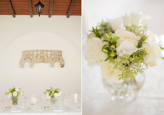 Simply elegant Portugal wedding | Photo by Piteira Photo | Read more - https://www.100layercake.com/blog/?p=69193