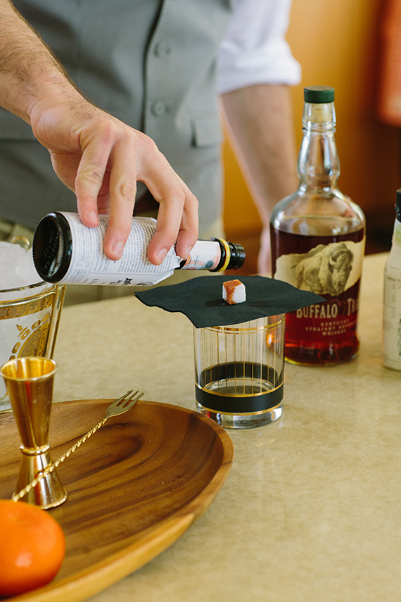 Mad Men cocktail idea: Old Fashioned   Signature cocktail