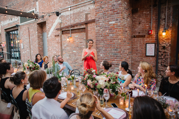 New York Summer Soiree At The Wythe Hotel Photo By Wedding Artists Collective