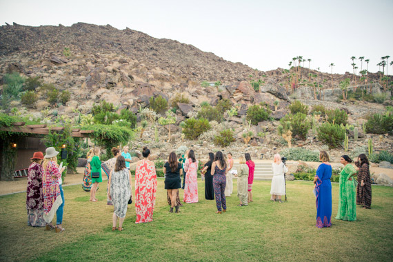 Unique Palms Springs Wedding Venues Colony 29 Venue Report Photos By The