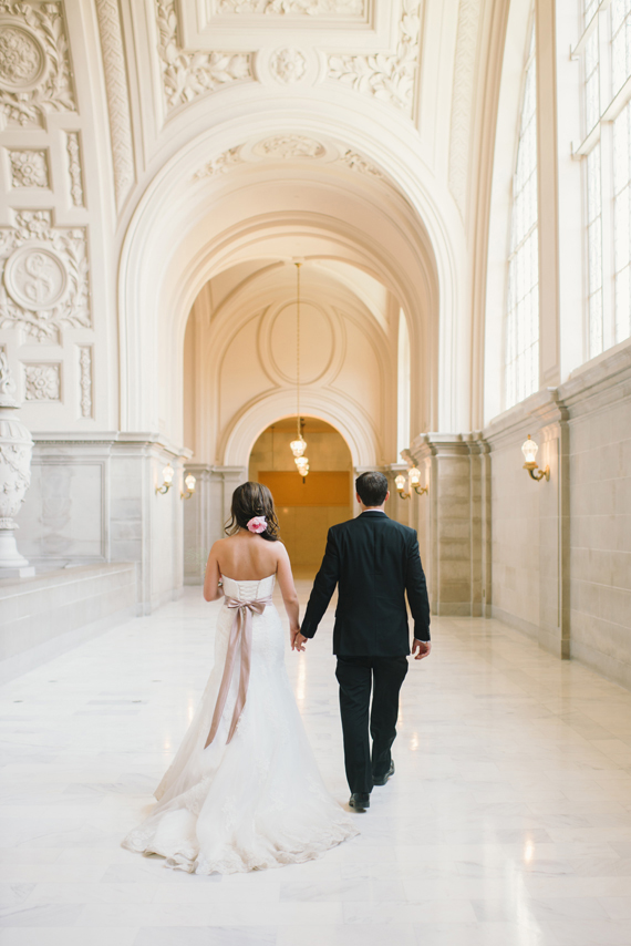 Intimate San Francisco Court House Wedding Photo By Delbarr Moradi Photography Read More