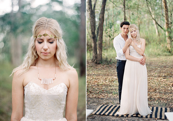 Fall Bohemian Wedding Ideas Photo By Byron Loves Fawn Read More Http