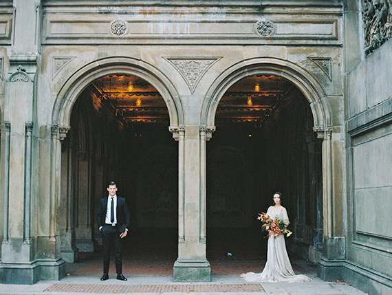 Central Park Bridal Inspiration Photo By Darcy Benincosa Photography Read More Http