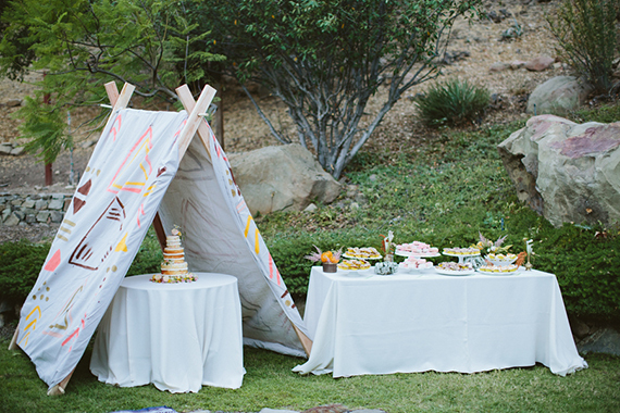 Whimsical California wedding | Photo by Paige Jones | Read more - https://www.100layercake.com/blog/?p=84190