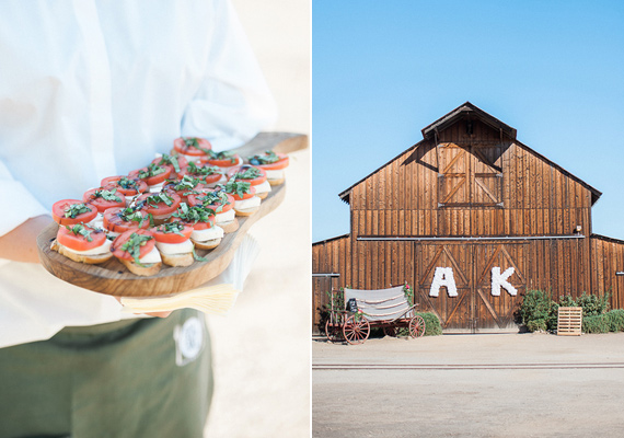 Colorful Rustic Barn Wedding | Photos by Brandi Welles | Read more -  https://www.100layercake.com/blog/wp-content/uploads/2015/04/Colorful-Rustic-Barn-Wedding