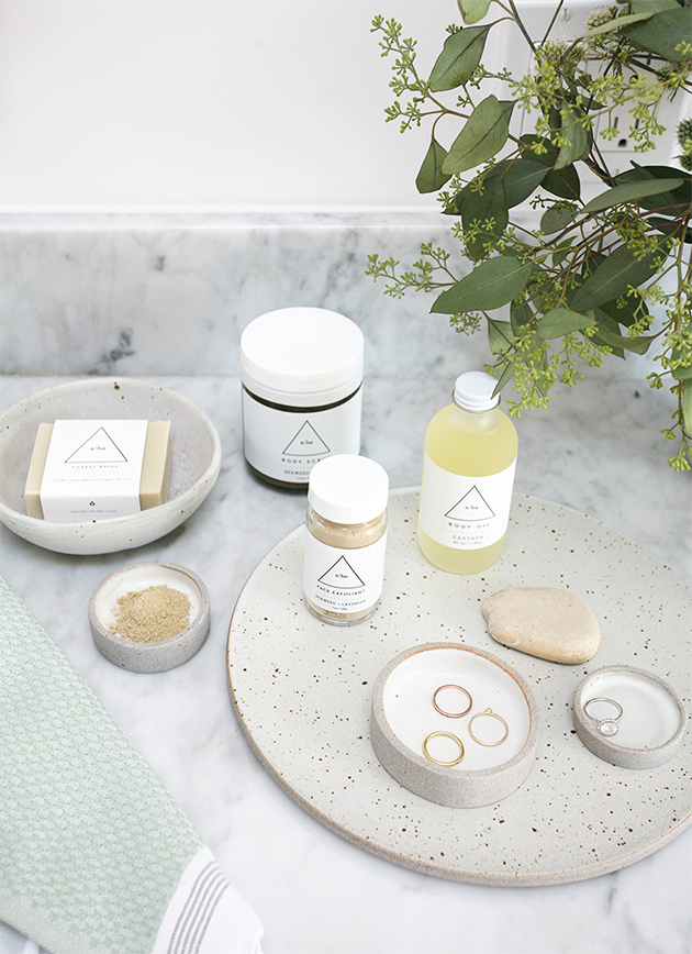 s/he organic bath products giveaway