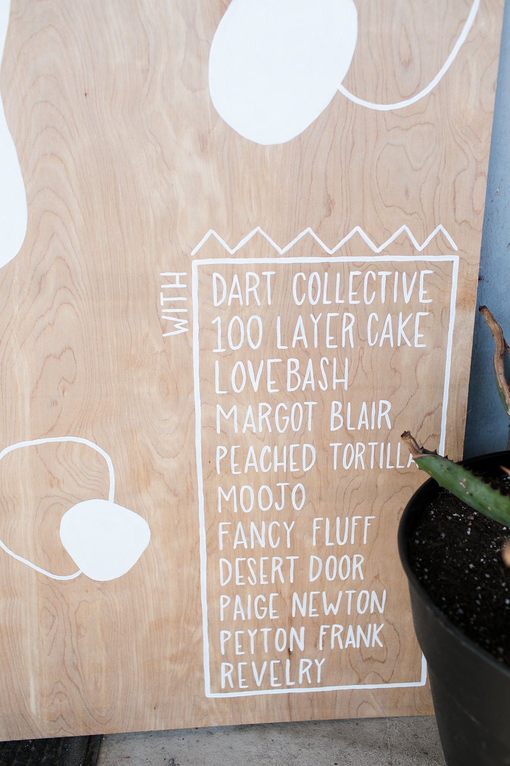 Dart Collective Austin Launch Party - 100 Layer Cake