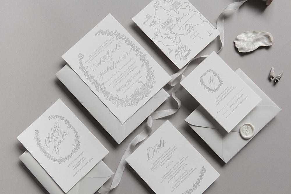 How to send gorgeous wedding invitations without breaking the bank