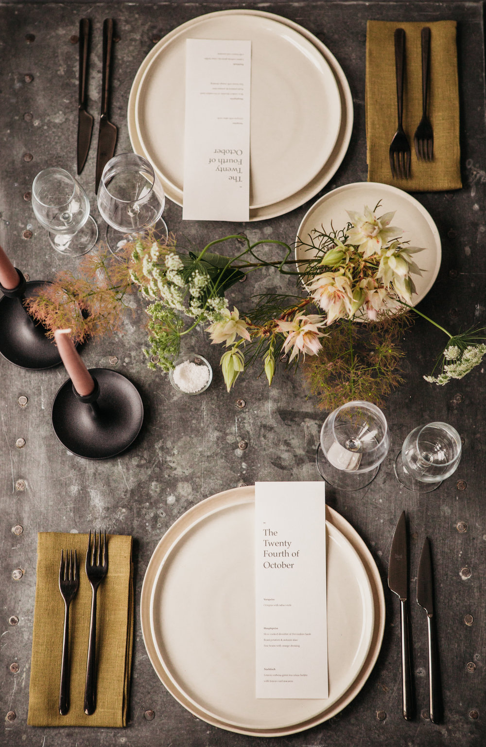 10 wedding tablescapes to inspire your Thanksgiving