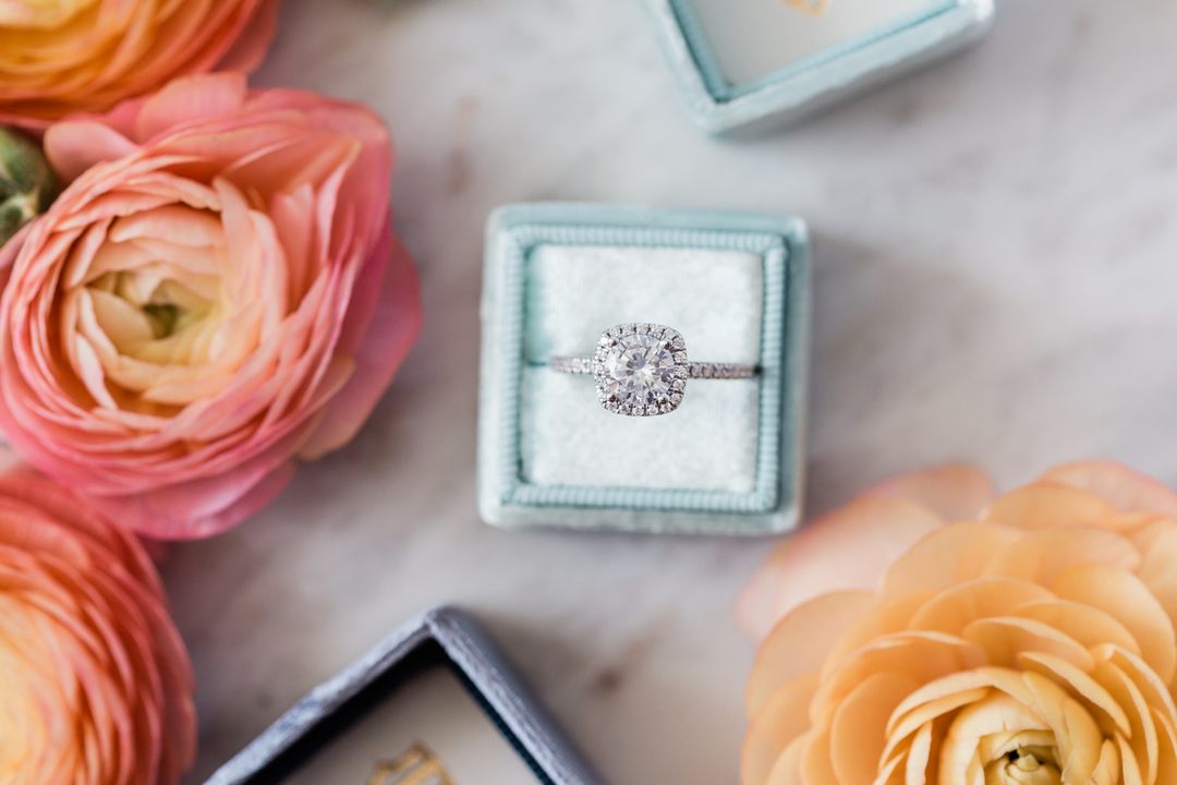 Engagement rings by ClearOrigins