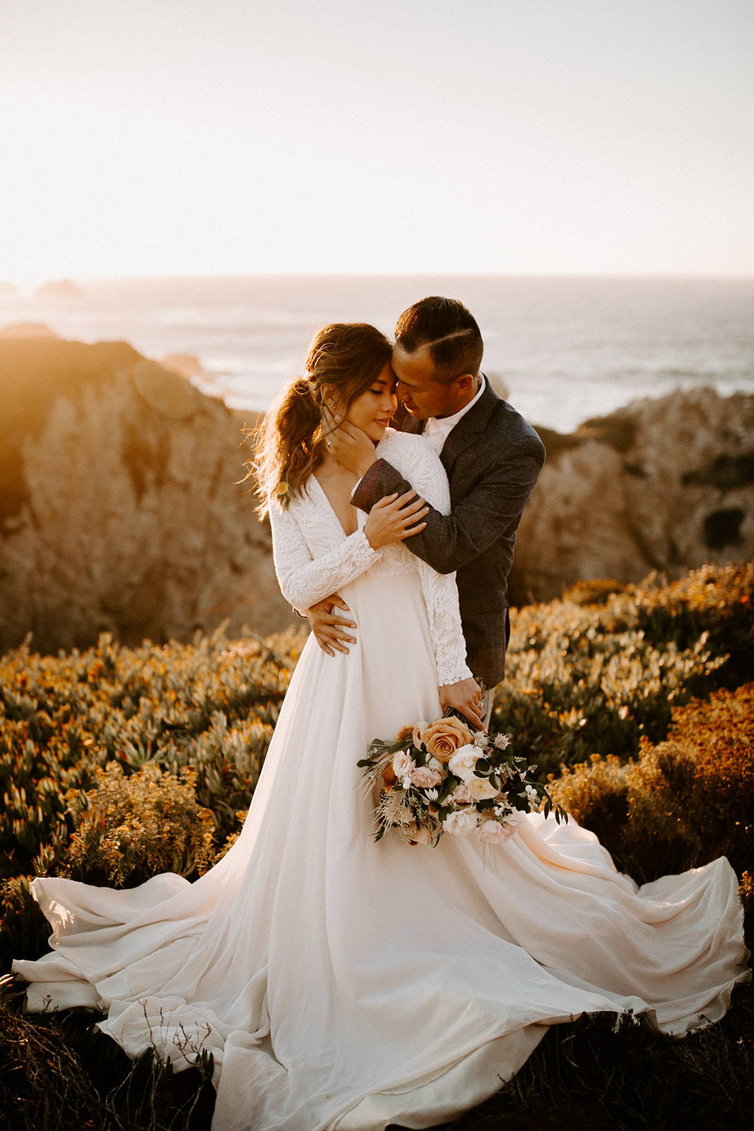 Big Sur Elopement from Dawn Charles