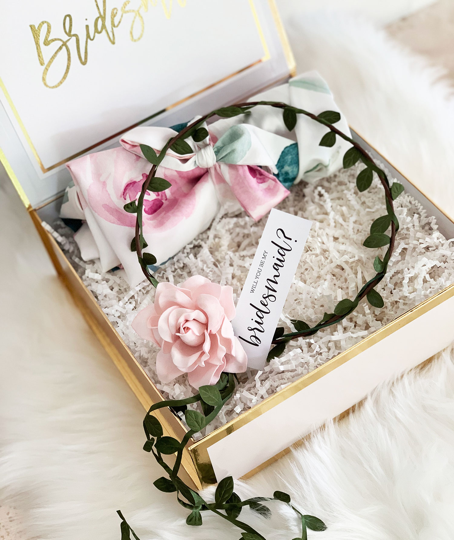 Wedding Favorites gift box