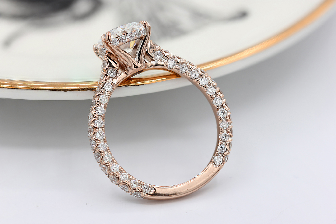 Hand-made, custom designed jewelry + engagement rings by Alexander Sparks  Inc. - 100 Layer Cake