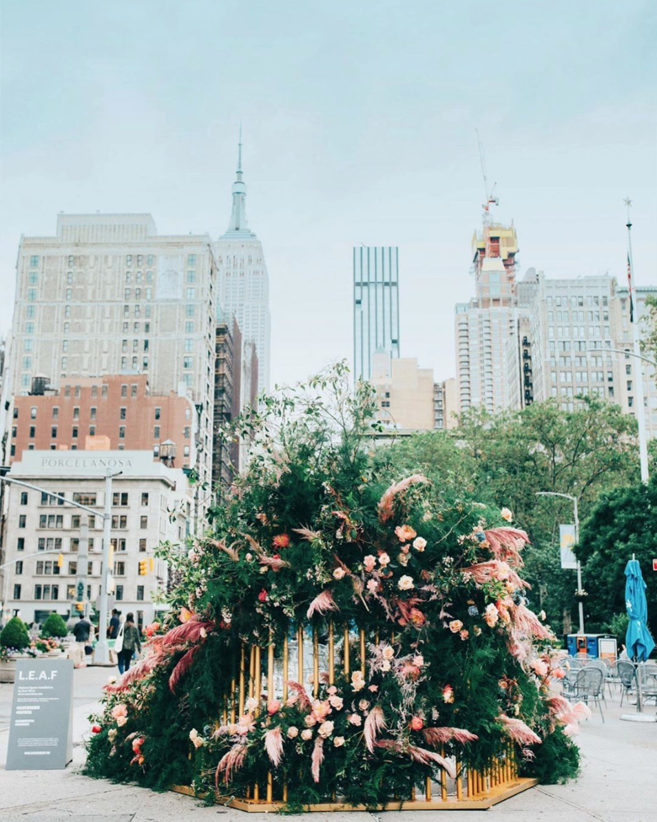 10 unique florists to follow on instagram / photo by sylvie rosokoff