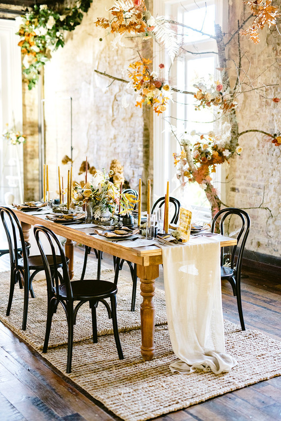 Amazing thanksgiving tablescapes | 100 Layer Cake