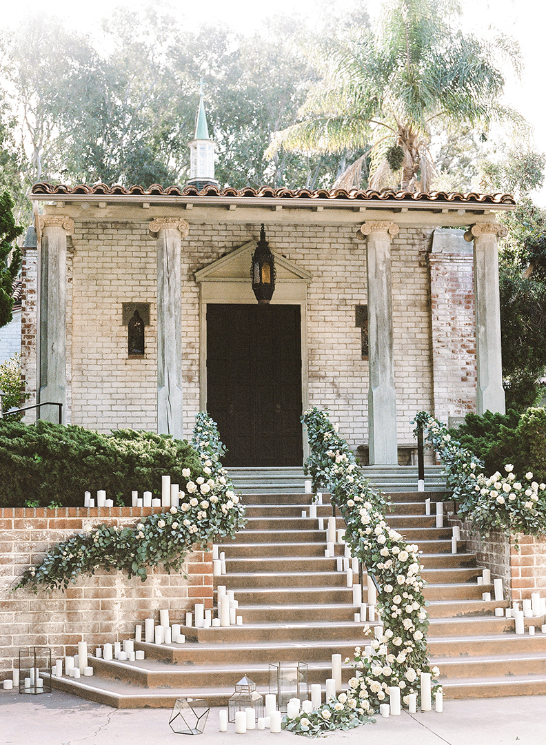 Chapel in California - Photos by Rebecca Yale