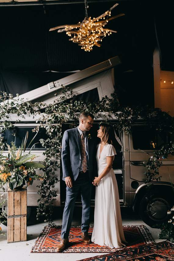 wedding photo booth van