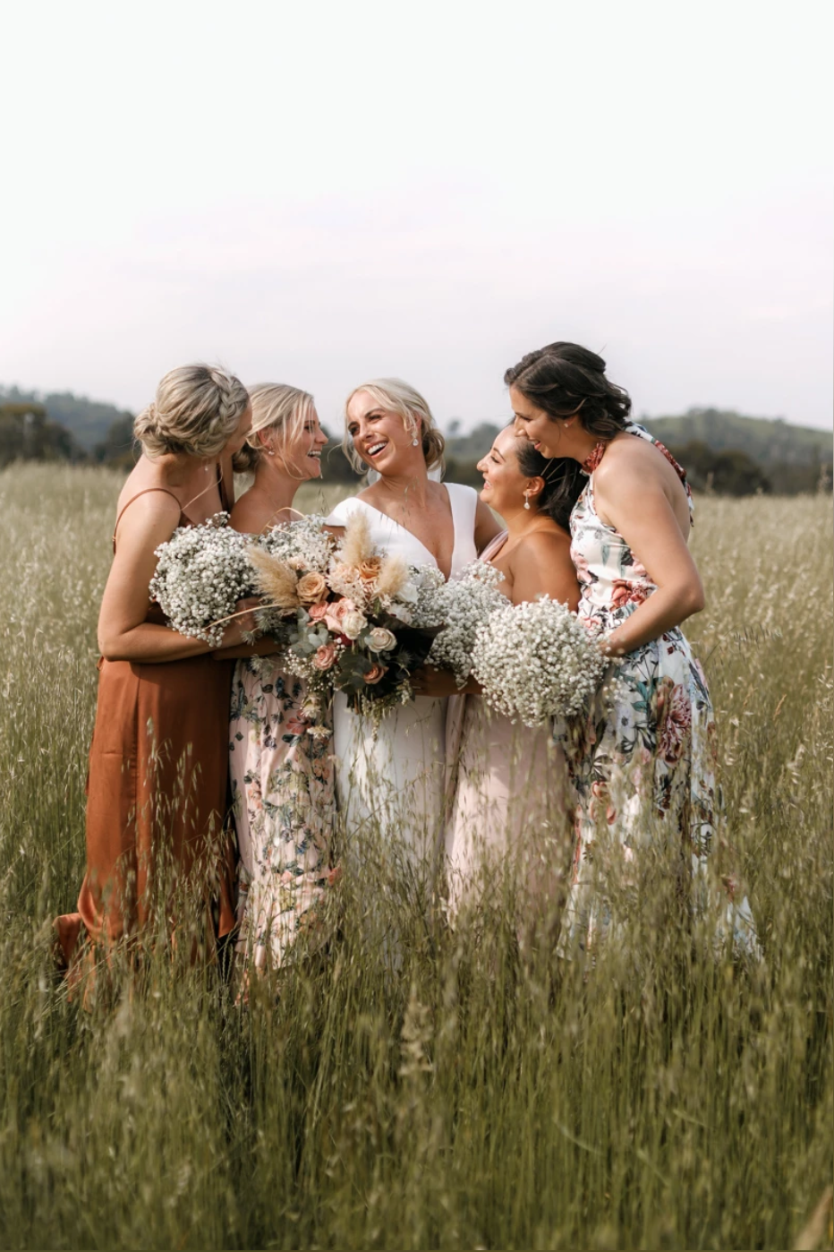 choose your own bridesmaid dresses
