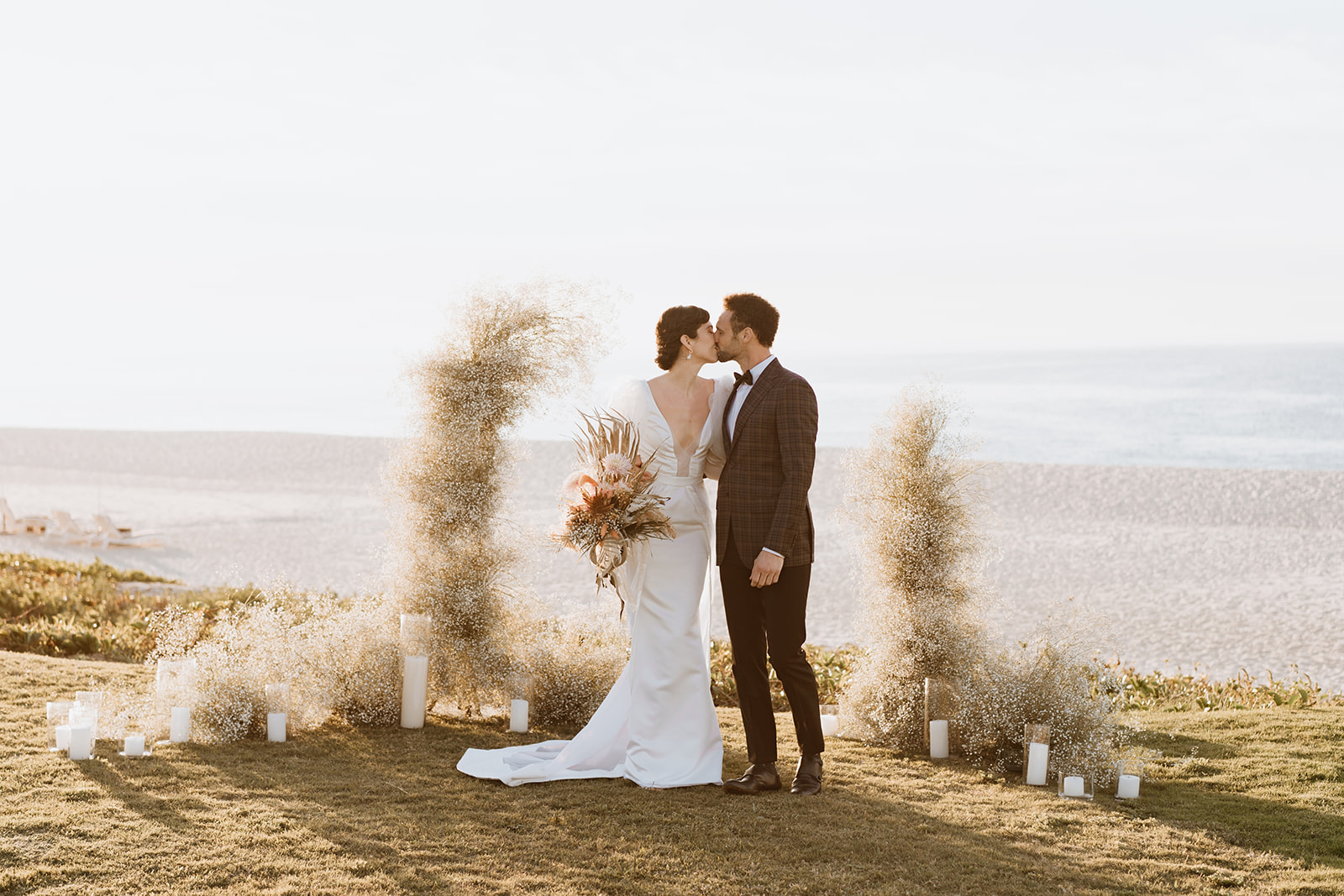 A chic elopement in San Jose del Cabo