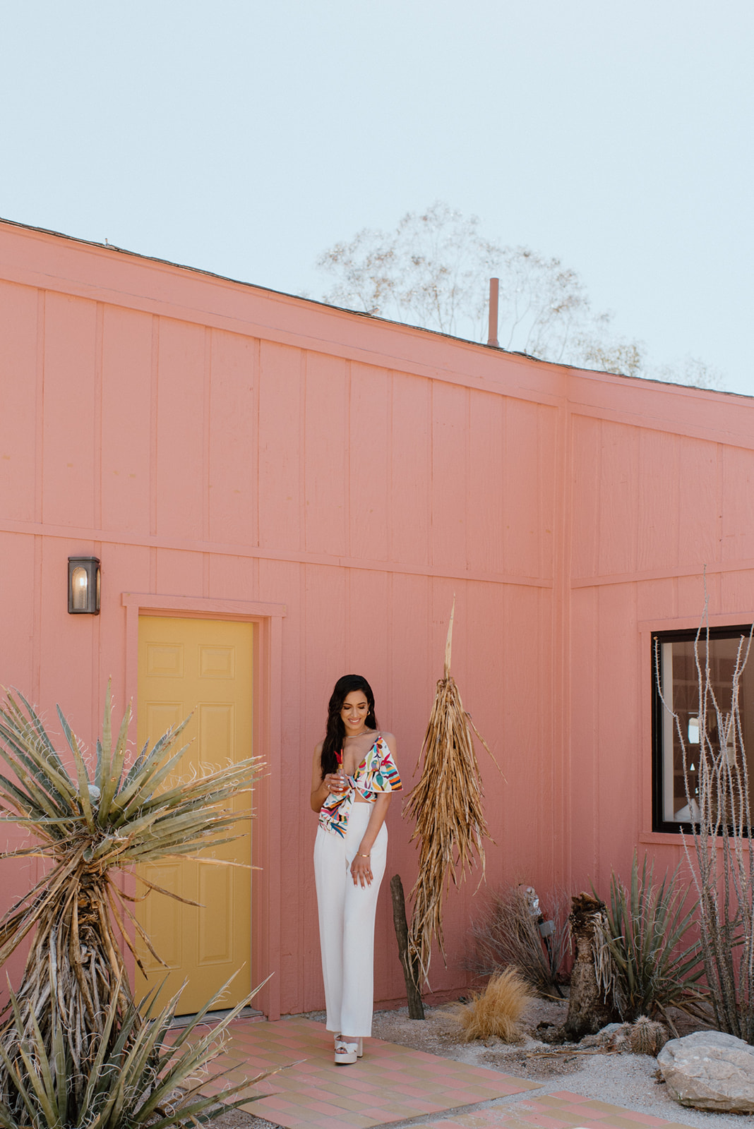 Desert airbnb for events